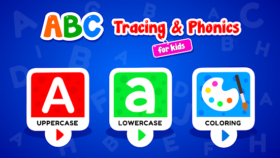 ABC Tracing amp Phonics for Preschoolers amp Kids Game v23.0 screenshots 5
