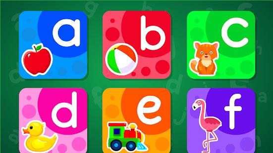ABC Tracing amp Phonics for Preschoolers amp Kids Game v23.0 screenshots 6