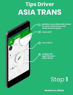 ASIA TRANS DRIVER Pengemudi v3.0.5 screenshots 4