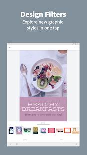 Adobe Spark Post Graphic Design amp Story Templates v6.8.0 screenshots 13