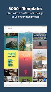 Adobe Spark Post Graphic Design amp Story Templates v6.8.0 screenshots 15