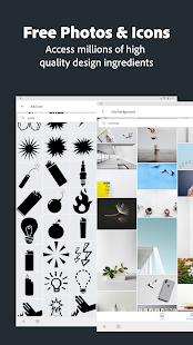 Adobe Spark Post Graphic Design amp Story Templates v6.8.0 screenshots 16