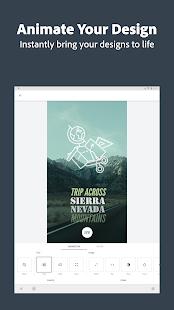 Adobe Spark Post Graphic Design amp Story Templates v6.8.0 screenshots 20