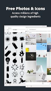 Adobe Spark Post Graphic Design amp Story Templates v6.8.0 screenshots 24