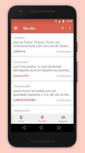 Amigo Virtual – Novas Amizades e Chat Annimo v5.41 screenshots 1