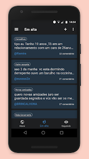 Amigo Virtual – Novas Amizades e Chat Annimo v5.41 screenshots 3