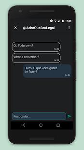 Amigo Virtual – Novas Amizades e Chat Annimo v5.41 screenshots 4