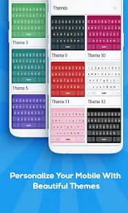 Arabic keyboard Arabic Language Keyboard v1.9 screenshots 2