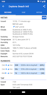 Avia Weather – METAR amp TAF v2.12.6 screenshots 2