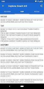 Avia Weather – METAR amp TAF v2.12.6 screenshots 3