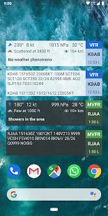 Avia Weather – METAR amp TAF v2.12.6 screenshots 6