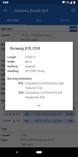 Avia Weather – METAR amp TAF v2.12.6 screenshots 8