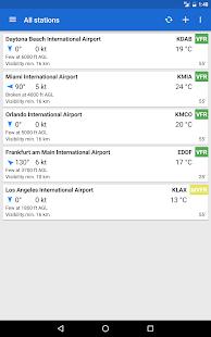 Avia Weather – METAR amp TAF v2.12.6 screenshots 9