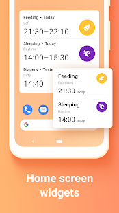 Baby Tracker. Breastfeeding Tracker. Newborn v3.27 screenshots 8