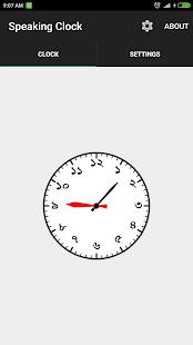 Bangla Talking Clock Ad free v59.7.6 screenshots 1