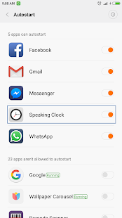 Bangla Talking Clock Ad free v59.7.6 screenshots 5