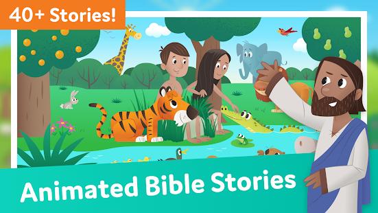 Bible App for Kids Audio amp Interactive Stories v2.34 screenshots 1
