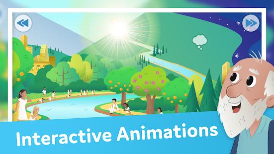 Bible App for Kids Audio amp Interactive Stories v2.34 screenshots 2