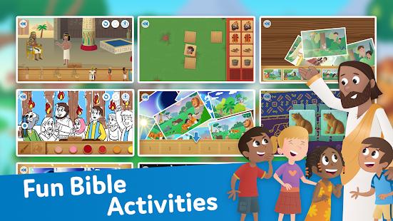 Bible App for Kids Audio amp Interactive Stories v2.34 screenshots 3