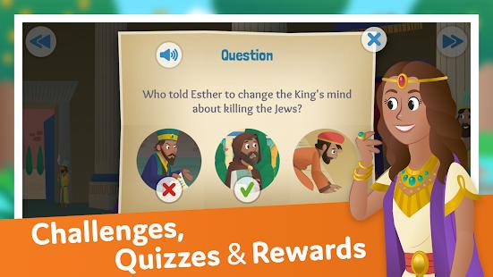 Bible App for Kids Audio amp Interactive Stories v2.34 screenshots 4