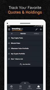 Bitcoin Ethereum IOTA Ripple Price Crypto News v2.5 screenshots 5