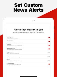 CNN Breaking US amp World News v6.17.1 screenshots 14