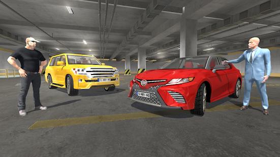 Car Sim Japan v1.1 screenshots 1