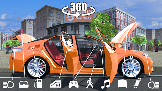 Car Sim Japan v1.1 screenshots 3