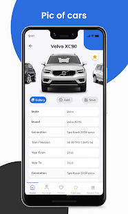 Car info – Car data cars dataset amp vehicles v8.2.4 screenshots 6