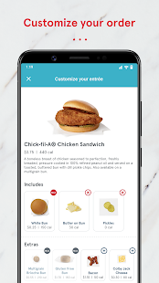 Chick-fil-A v2021.9.1 screenshots 4