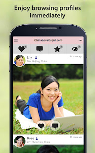 ChinaLoveCupid – Chinese Dating App v4.2.1.3407 screenshots 2