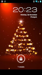 Christmas Live Wallpaper Free v7.12F screenshots 4