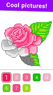 Color Numbers – Draw Pixel Art v1.4 screenshots 5