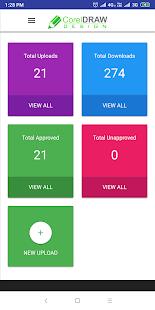 CorelDraw Design Free CDR templates v1.3 screenshots 6