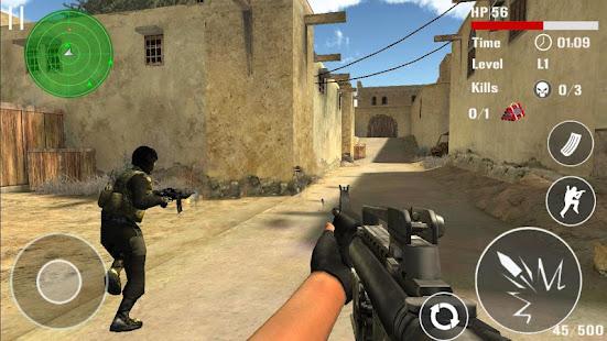 Counter Terrorist Shoot v2.0.0 screenshots 1