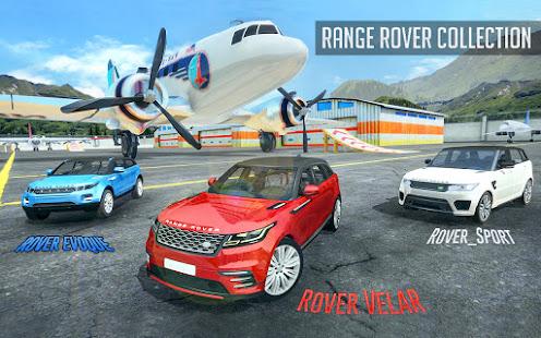 Crazy Car Driving amp City Stunts Rover Sport v1.18 screenshots 1