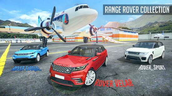 Crazy Car Driving amp City Stunts Rover Sport v1.18 screenshots 11