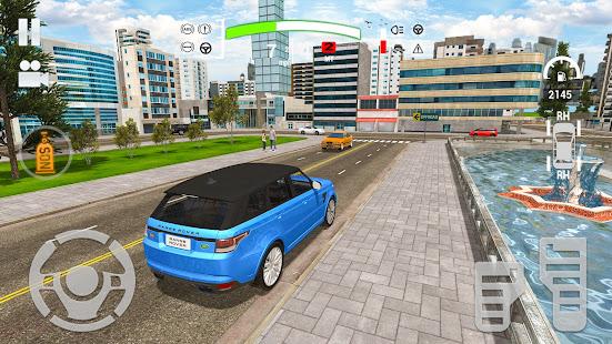 Crazy Car Driving amp City Stunts Rover Sport v1.18 screenshots 13