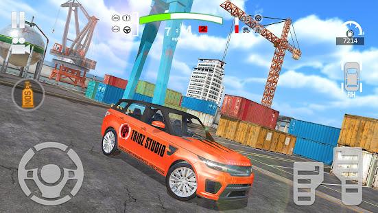 Crazy Car Driving amp City Stunts Rover Sport v1.18 screenshots 15