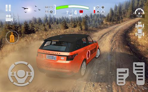 Crazy Car Driving amp City Stunts Rover Sport v1.18 screenshots 2