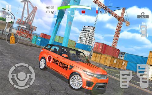 Crazy Car Driving amp City Stunts Rover Sport v1.18 screenshots 5