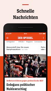 DER SPIEGEL – Nachrichten v4.5 screenshots 1