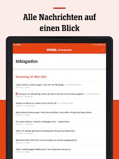 DER SPIEGEL – Nachrichten v4.5 screenshots 14