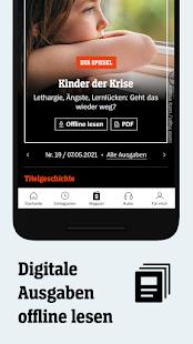 DER SPIEGEL – Nachrichten v4.5 screenshots 3