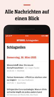 DER SPIEGEL – Nachrichten v4.5 screenshots 6
