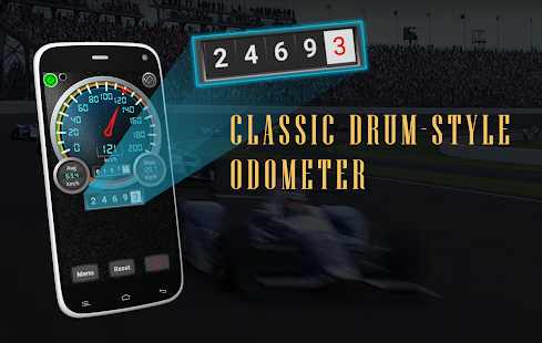 DS Speedometer amp Odometer v7.04 screenshots 1