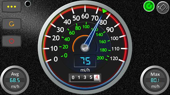 DS Speedometer amp Odometer v7.04 screenshots 5