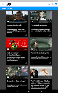 DW – Breaking World News v2.6.9 screenshots 13