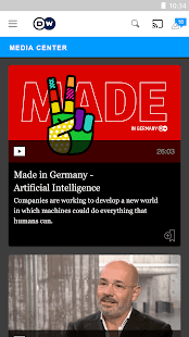 DW – Breaking World News v2.6.9 screenshots 3