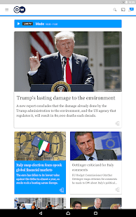 DW – Breaking World News v2.6.9 screenshots 6